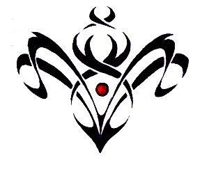 8d1bac3414f7d aries stencil - Google Search   Stencils   Tattoo stencils, Aries ...