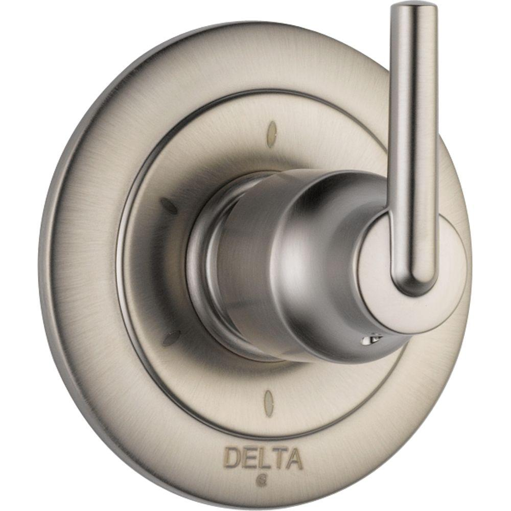 Delta Trinsic Single Handle 6 Function Diverter Valve Trim Kit In