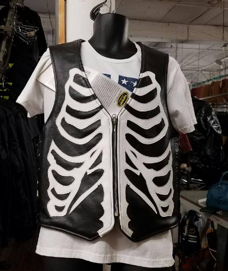 94a643c54 Race jacket | Street wear | Black leather vest, Leather vest, Jackets
