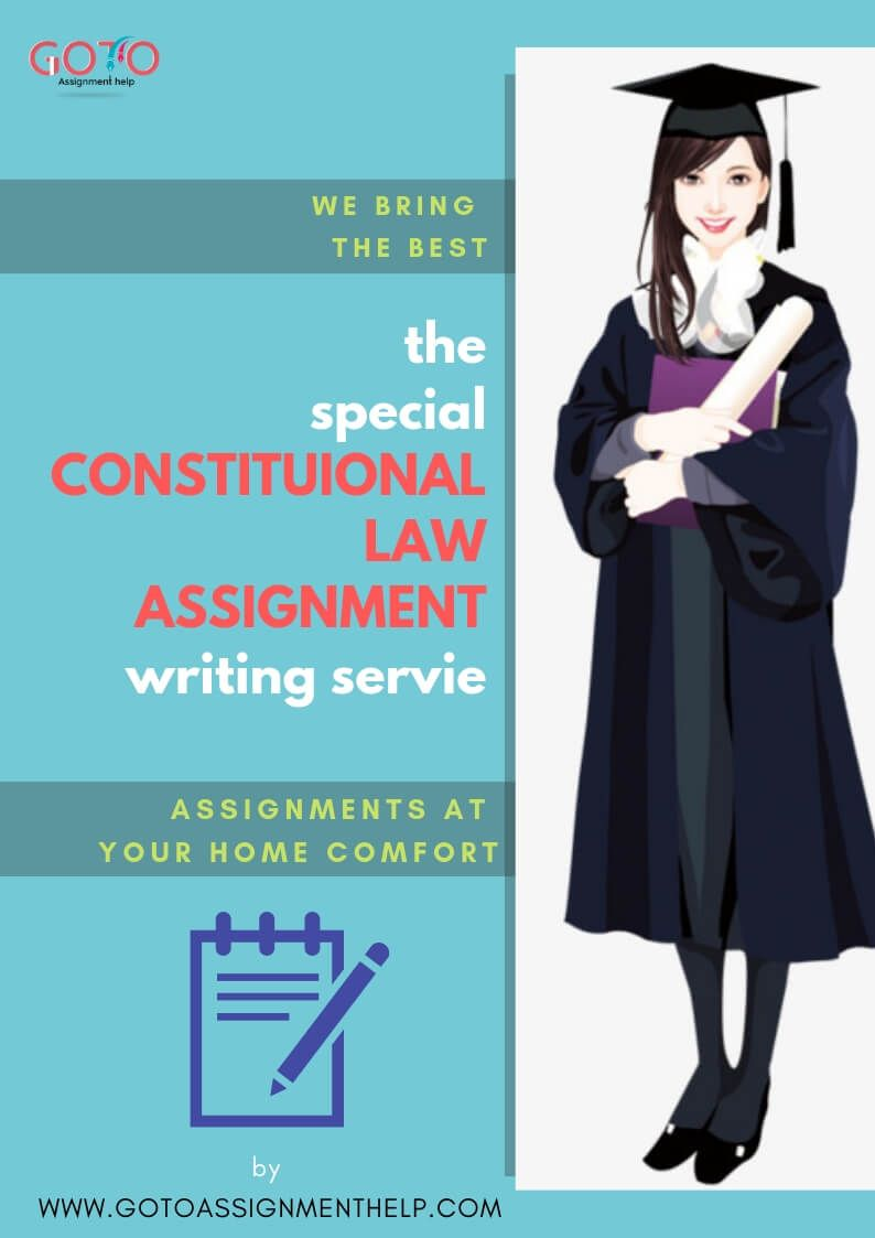 Help With Constitutional Law Assignment Is The New Way Of