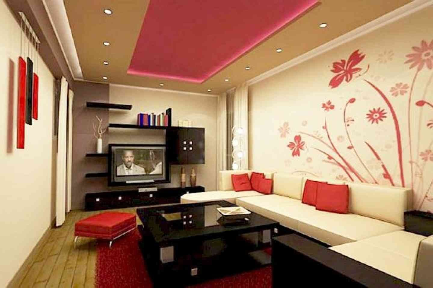 Top 27 Eye Catching Accent Walls Ideas Of Living Room Plan N Design Design Interiors Interiordes White Walls Living Room Luxury Living Room Living Room Red