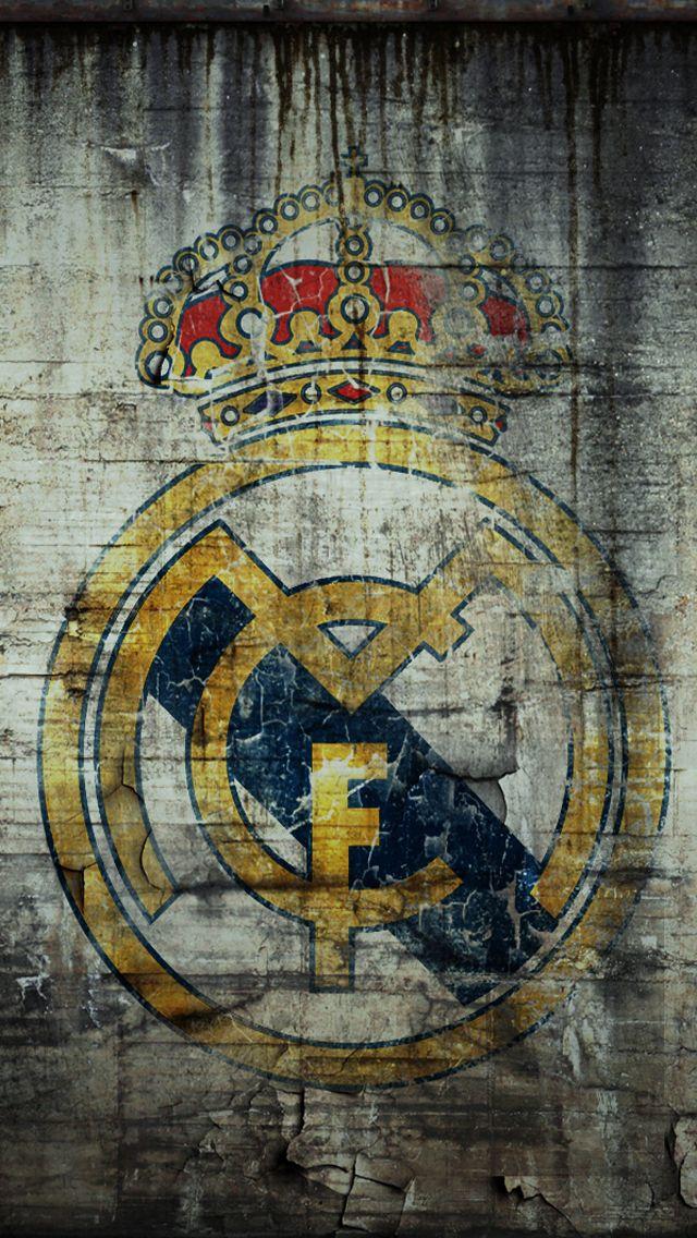 Logo Real Madrid Real Madrid Wallpapers Madrid Wallpaper Real Madrid