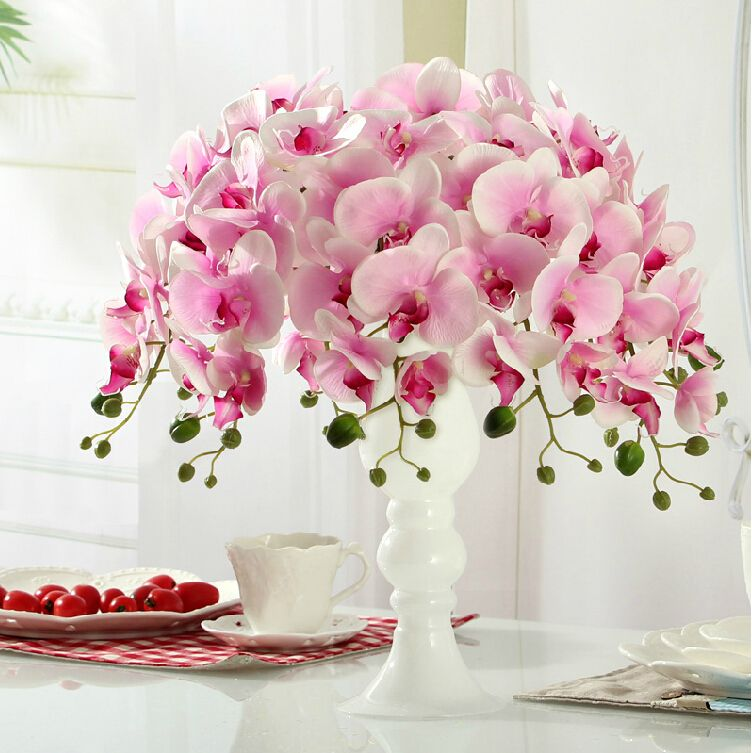 Cheap flowers for decoration buy quality decorative flower cheap flowers for decoration buy quality decorative flower arrangement directly from china flowers lowes suppliers junglespirit Gallery