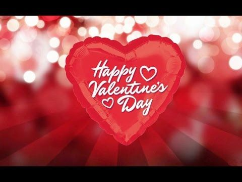 Happy Valentines Day Greeting | Brian\'s youtube videos | Pinterest ...