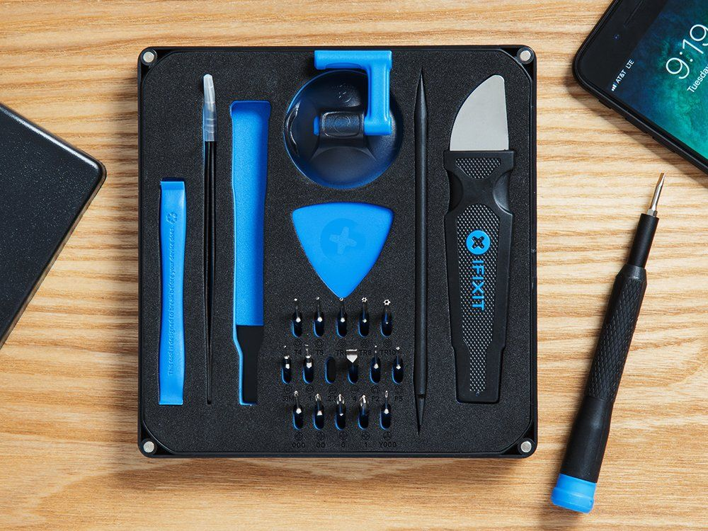 Ifixit  Essential Electronics Toolkit  U2014 Ifixit In 2020