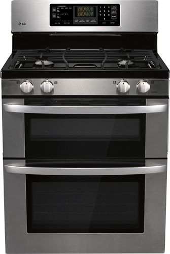 30 Self Cleaning Freestanding Double Oven Gas Range Http M