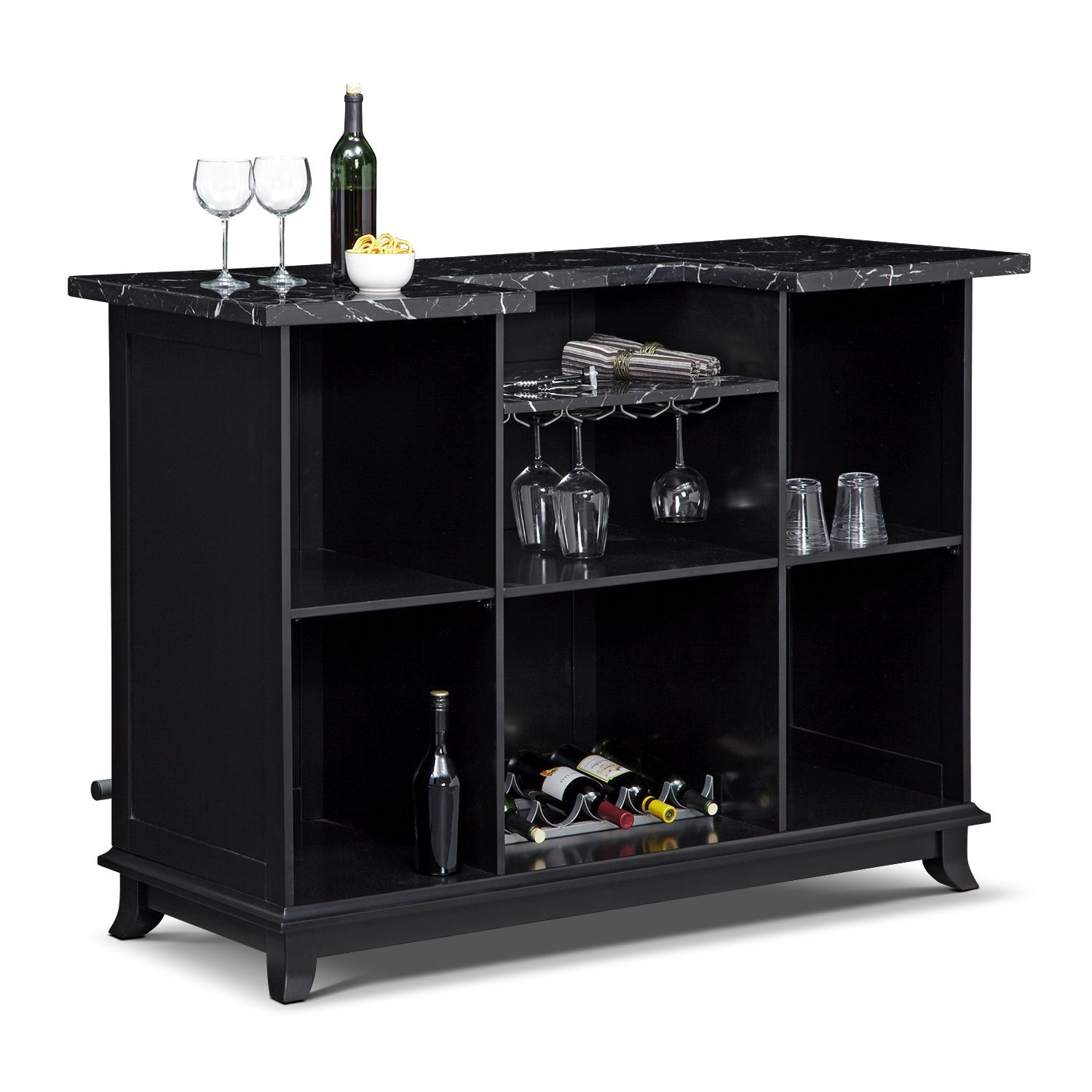 Accent And Occasional Furniture   Pandora 3 Pc. Bar Set