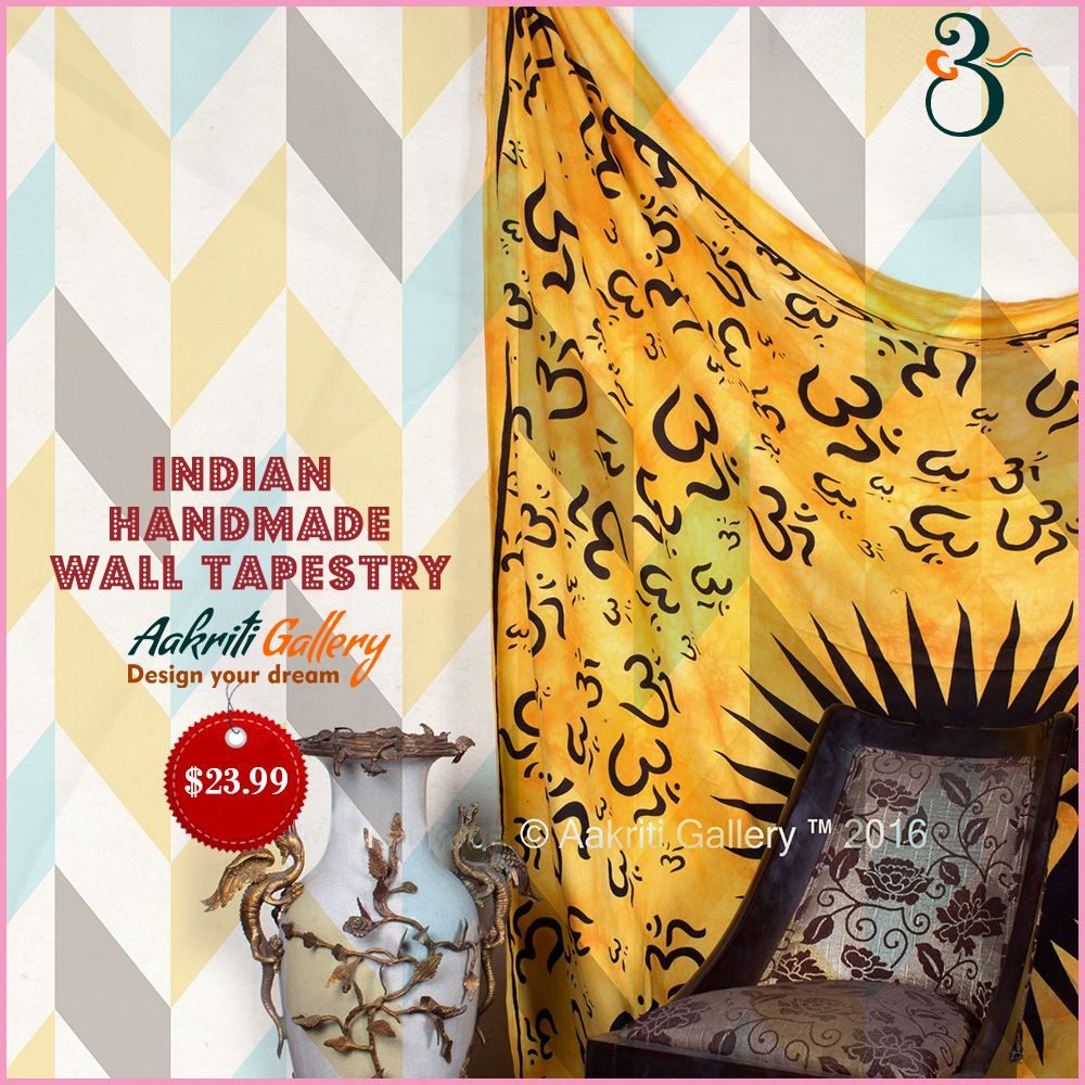Pin de Aakriti Gallery en Ethnic Wall Tapestry | Pinterest