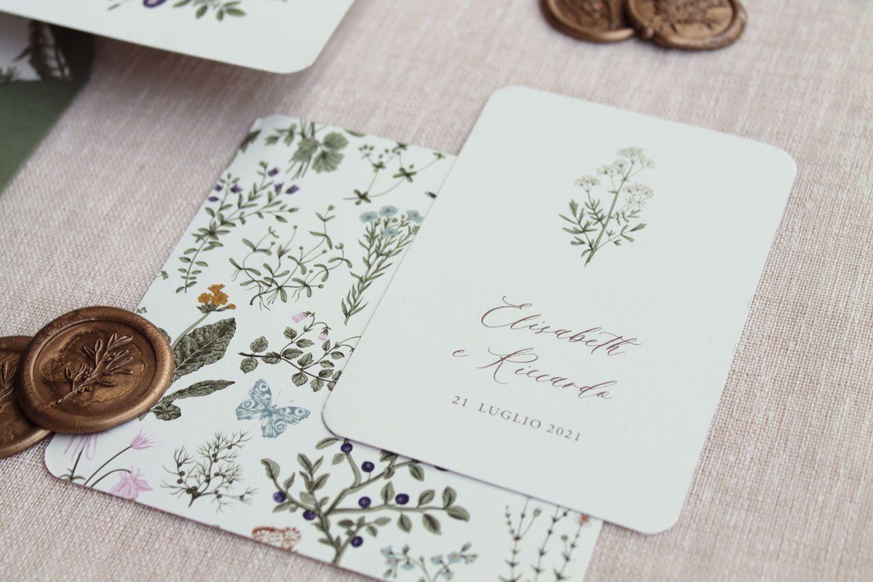 Botanical Wedding Invitation Partecipazioni Di Matrimonio E Nozze Natura Fiori Piante Bot Nel 2020 Partecipazione Di Matrimonio Inviti Di Nozze Matrimonio Con Fiori