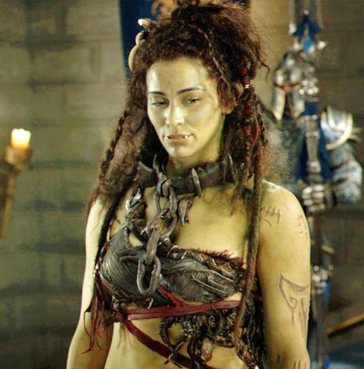 Image Result For Garona Warcraft Movie Garona Warcraft Warcraft