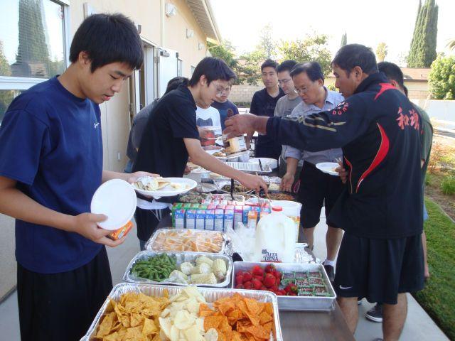 Dojo's Summer Camp - breakfast | Dojos, Breakfast, Summer camp