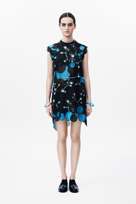 Modeconnect.com - Christopher Kane Pre-Fall 2014 Collection