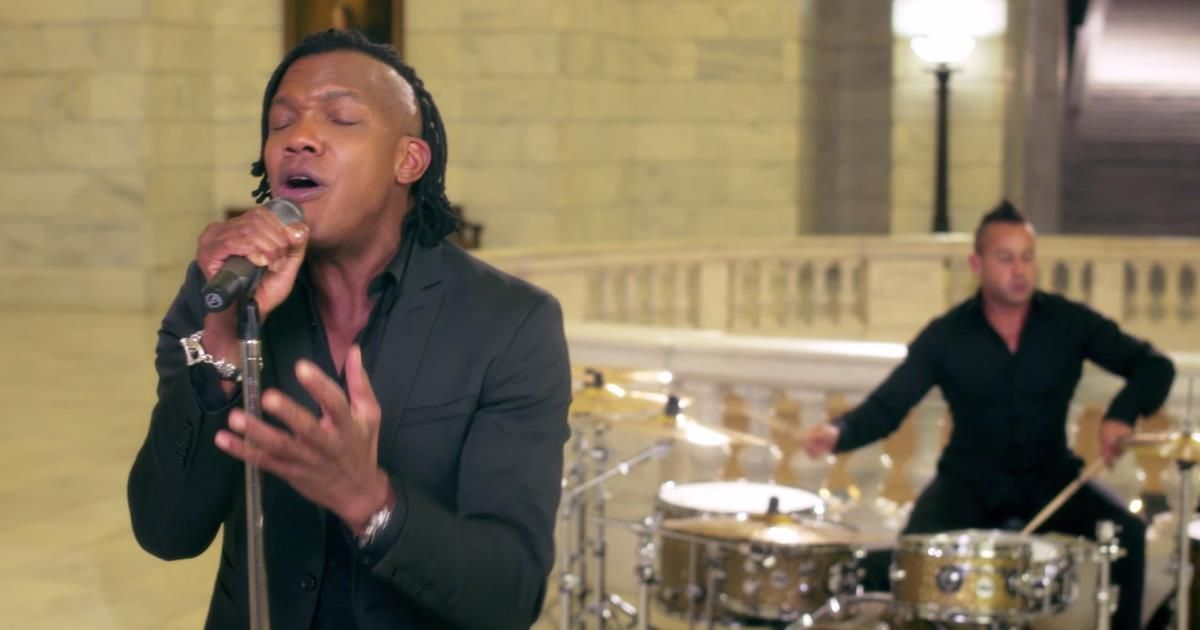 I can't get enough of 'Guilty' the newest single from Newsboys. This amazing song will be featured in the upcoming film 'God's Not Dead 2,' set to release in Spring 2016. Until then, let this beautiful song fill you with His grace and love!