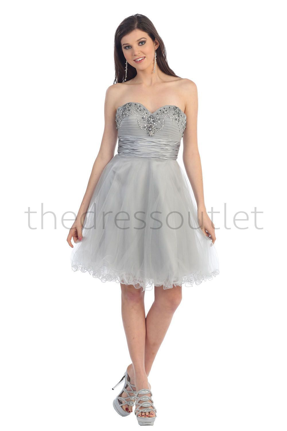 e2f98a17aff Short Formal Cocktail Homecoming Sassy Prom Dress