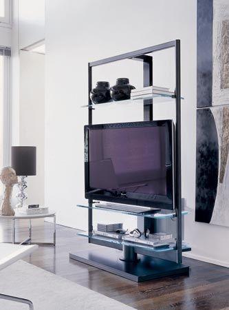 Porta tv a colonna Porada UBIQUA - Proserpio Arreda | Living rm ...