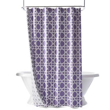 Happy Chic By Jonathan Adler Chloe Shower Curtain   Jcpenney