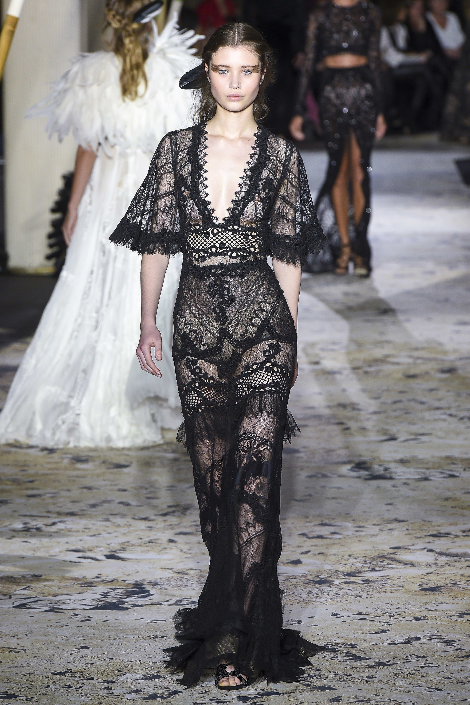 The complete zuhair murad spring couture fashion show now on