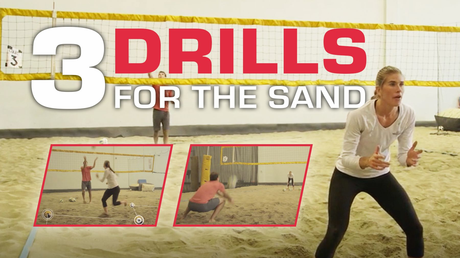 3 Passing Drills For Beach Volleyball The Art Of Coaching Volleyball Coaching Volleyball Volleyball Camp Beach Volleyball