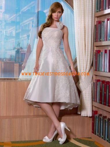 Vestido de novia malaga