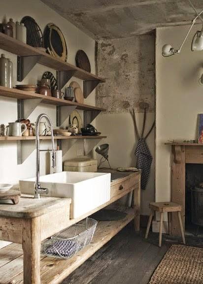 unfitted kitchen design. Geisslein  Wren S Farmhouse The Kitchen Pinterest Kitchens