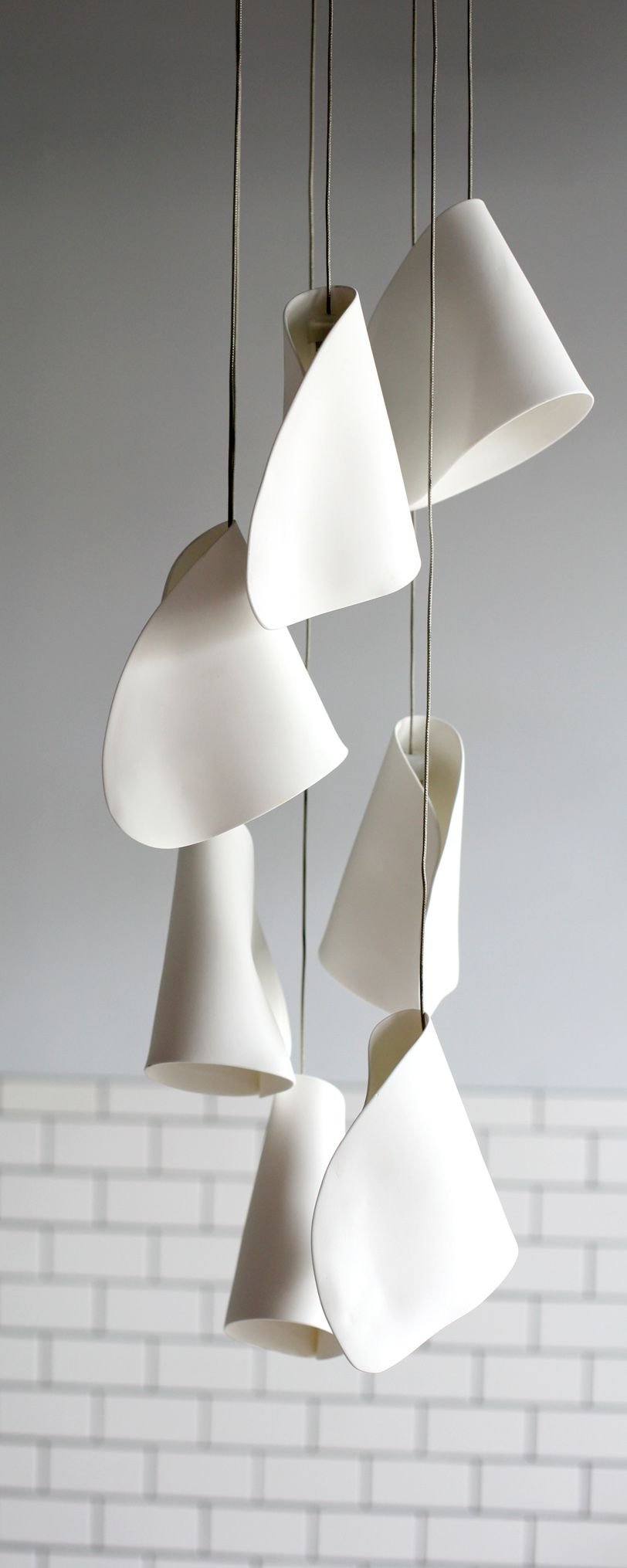 Porcelain Lights Ceramics Lighting Cool Lamp