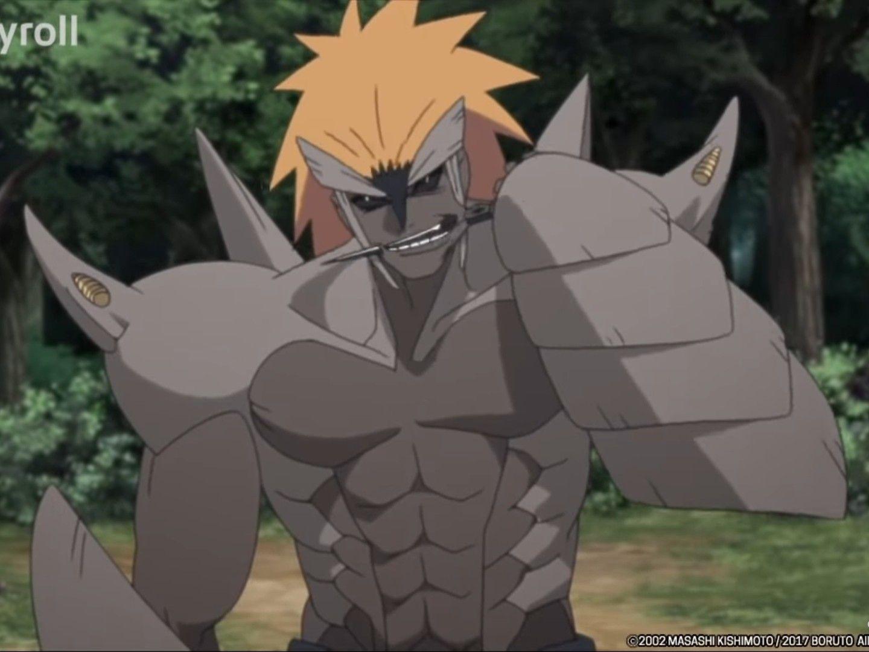 Naruto Boruto Sage Mode Jugo Anime Naruto Characters Boruto