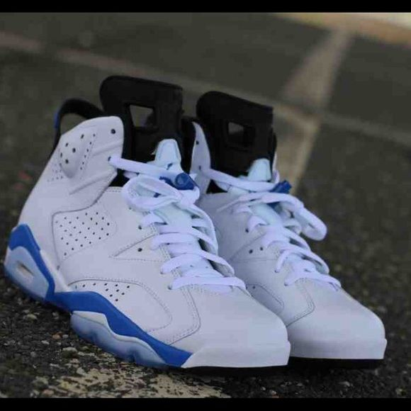 Sport blue 6s | Hype shoes, Sneakers