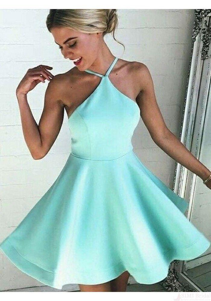 Kleid kurz mint