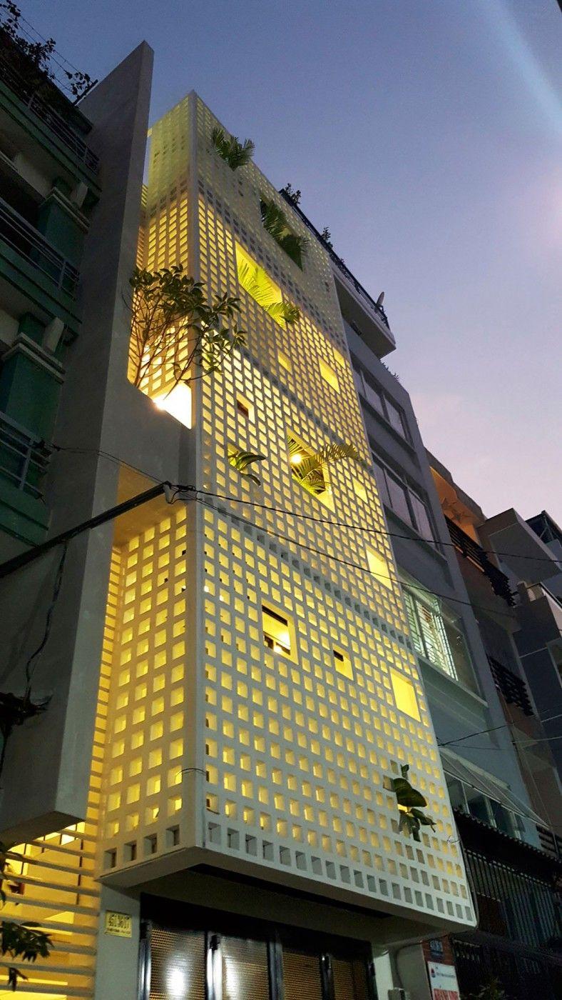 Studio8 Vietnam Design a Vertical Home in Vietnam | Vietnam and ...