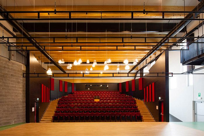 Academie MWD Dilbeek / Carlos Arroyo - 谷德设计网 剪客 | 一起分享好内容