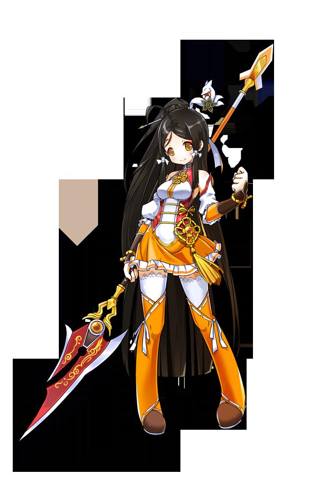 Ara Style up! Team up! Beat 'em up! Elsword, Anime