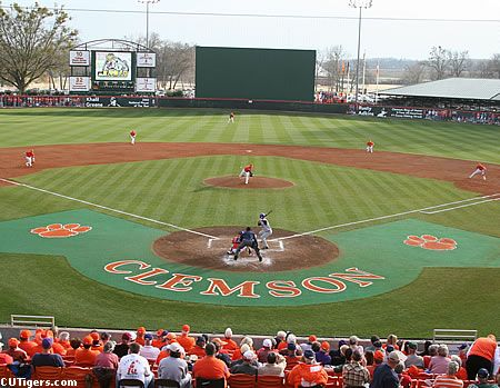 Remember The Bush Pigs Clemson Tigers Baseball Clemson Tigers