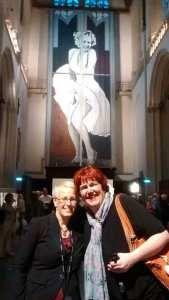 90 jaar Marilyn - tentoonstelling De Nieuwe Kerk in Amsterdam - Marilyn Monroe