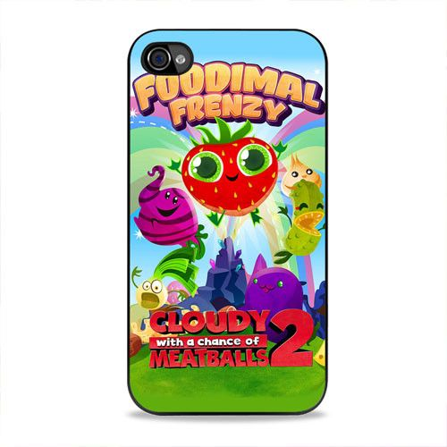 cloudy with a chance of meatballs 2 cartoon iphone case