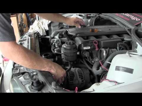 Radiator Replacement BMW 3 Series
