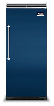 Viking Blue Refrigerator #VikingRange  I need a matching fridge, too!   Celebrate America, # Viking USA