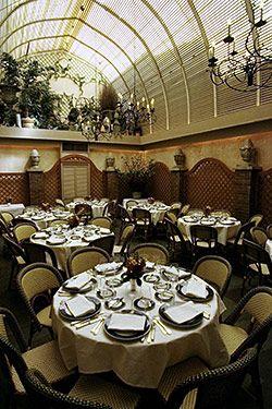 Lutece Lower Dining Room
