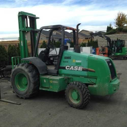 2007 case 586g 24 925 00 usd detailed equipment description 2007 rh pinterest com
