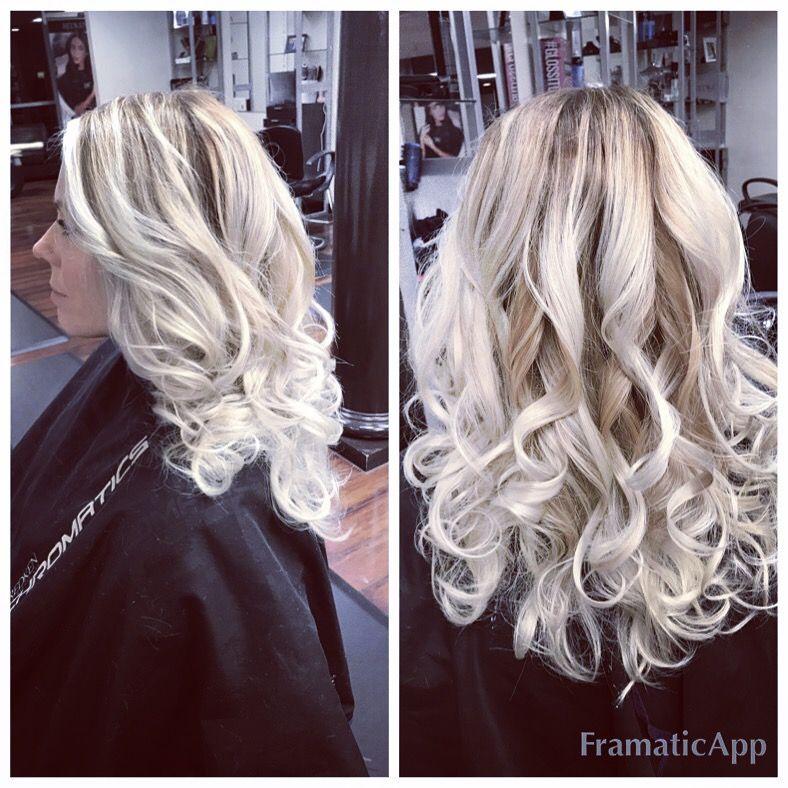 Platinum Balayage By Bonnie Paynter Labellavitasalonofde Youneedbonniepaynter Redkencertifiedcolorist Beauty Balayage Hair Styles