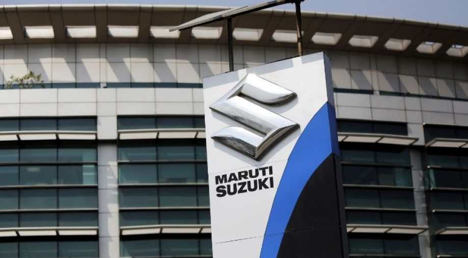Maruti raises production in November for first time in