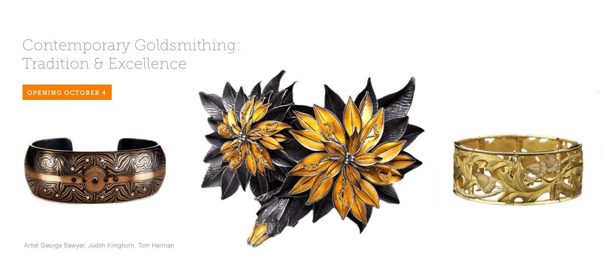 Society of North American Goldsmiths - Artists. Designers. Jewelers. Metalsmiths.