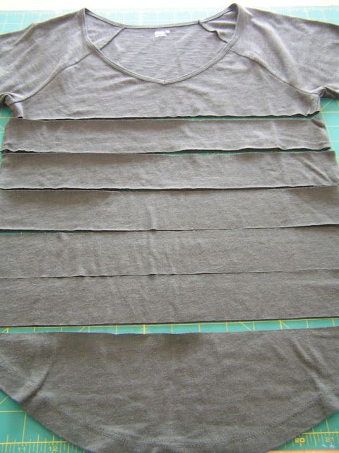 Tea Rose Home: Four Shirts Four Ways ~Dark Green~