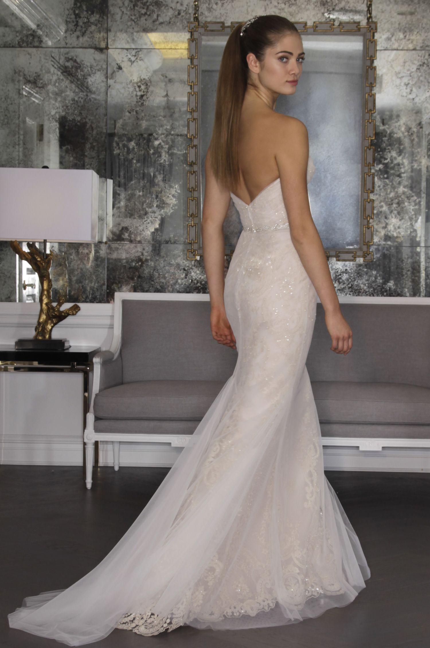 Romona keveza luxe bridal style rk wedding dress pinterest