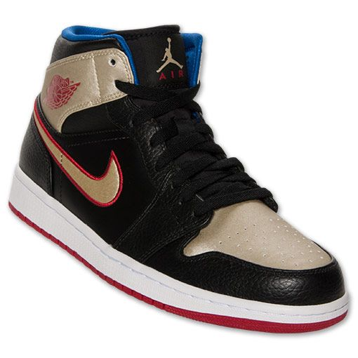 Men s Air Jordan 1 Mid Basketball Shoes. Continuing the legacy that goes  back to 1985 5458039ce
