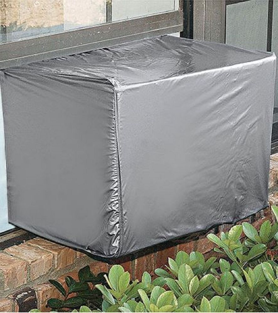 Air Conditioner Cover Outdoor Window Protection AC Cover