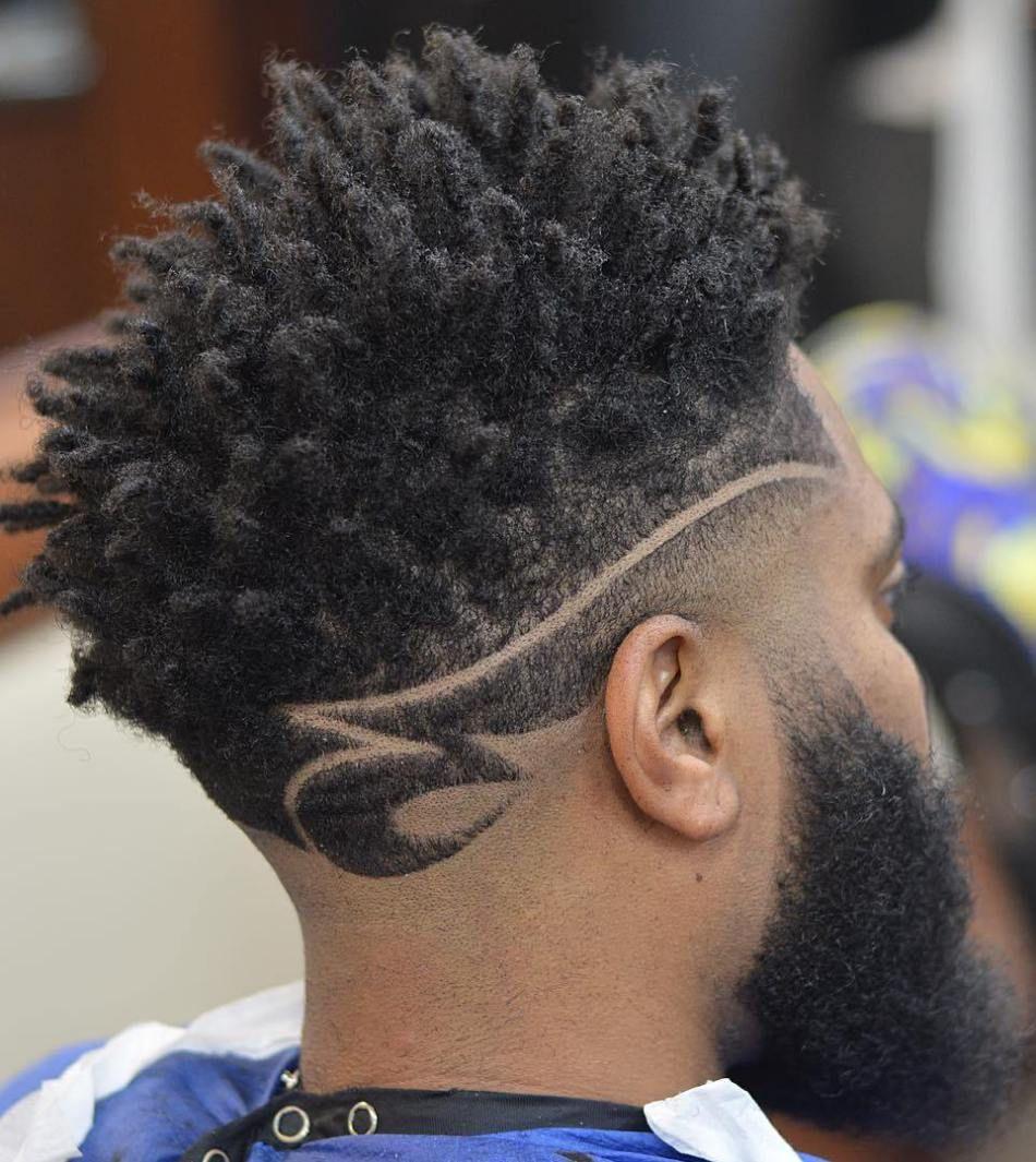 devilishly handsome haircuts for black men nigel pinterest