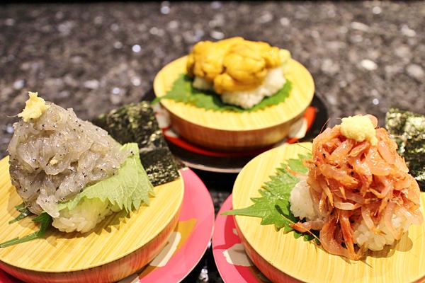 デカ 盛り 回転 寿司