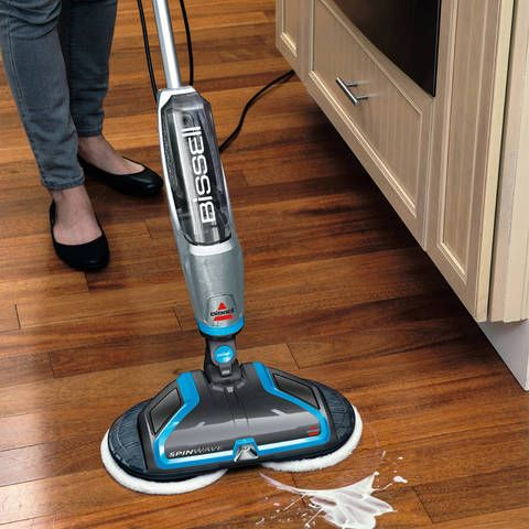 Clean And Mop Your Floors For A Superior Home Clean With The