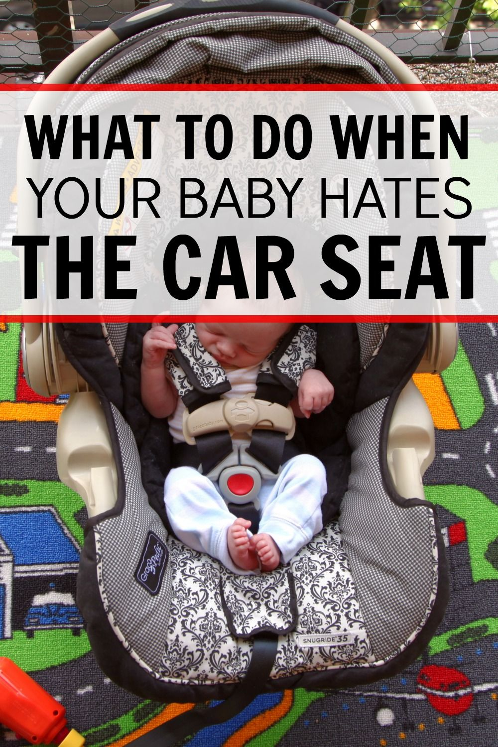 This List Of Tools And Tips Really Helped My Baby To Be More Mellow In The
