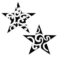 Etoiles Maori Tatouages Star Tattoos Star Tattoo Designs Et